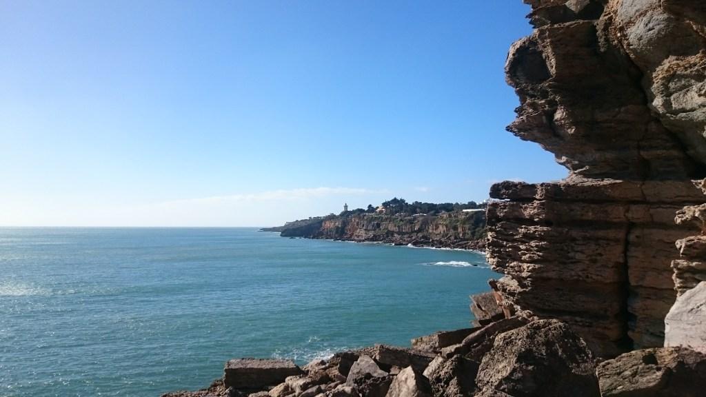 Zwiedzanie Cascais - wybrzeże