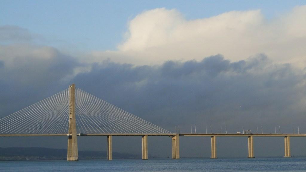Ciekawe miejsca w Lizbonie - Most Vasco Da Gama
