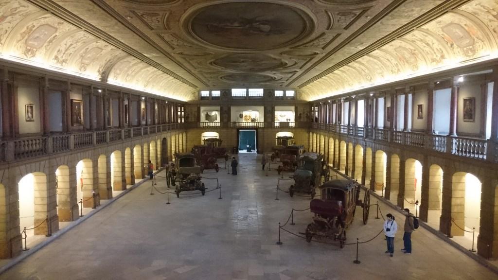 Ciekawe Miejsca w Lizbonie Muzeum Narodowe Powozów