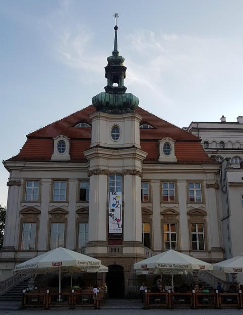 Stare Miasto w Legnicy - Stary Ratusz