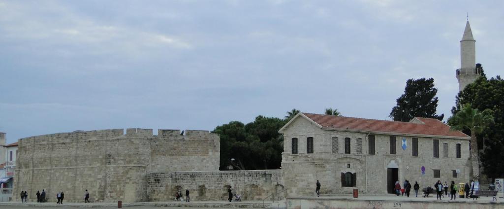 Co warto zobaczyć w Larnace - fort