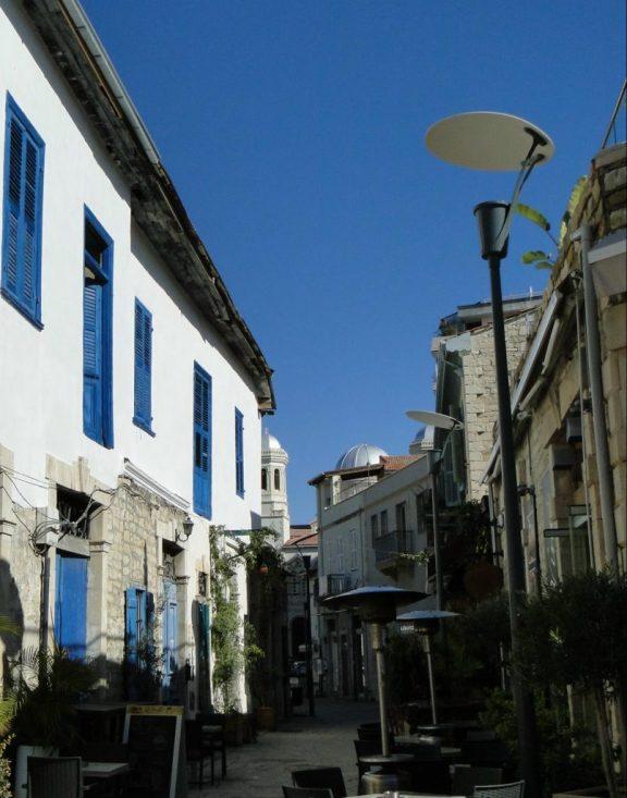 Uliczki Limassol