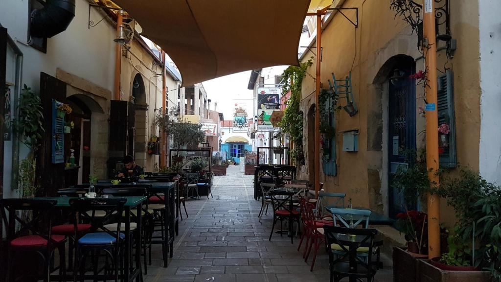 Co warto zobaczyć w Larnace - ulice Larnaki