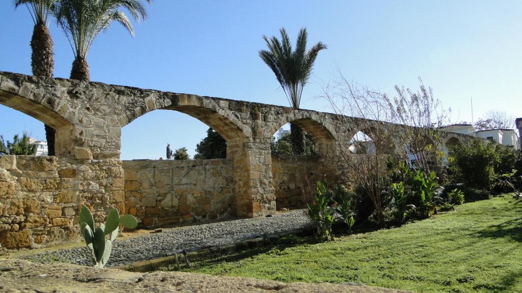 Co warto zobaczyć w Nikozji? - akwedukt