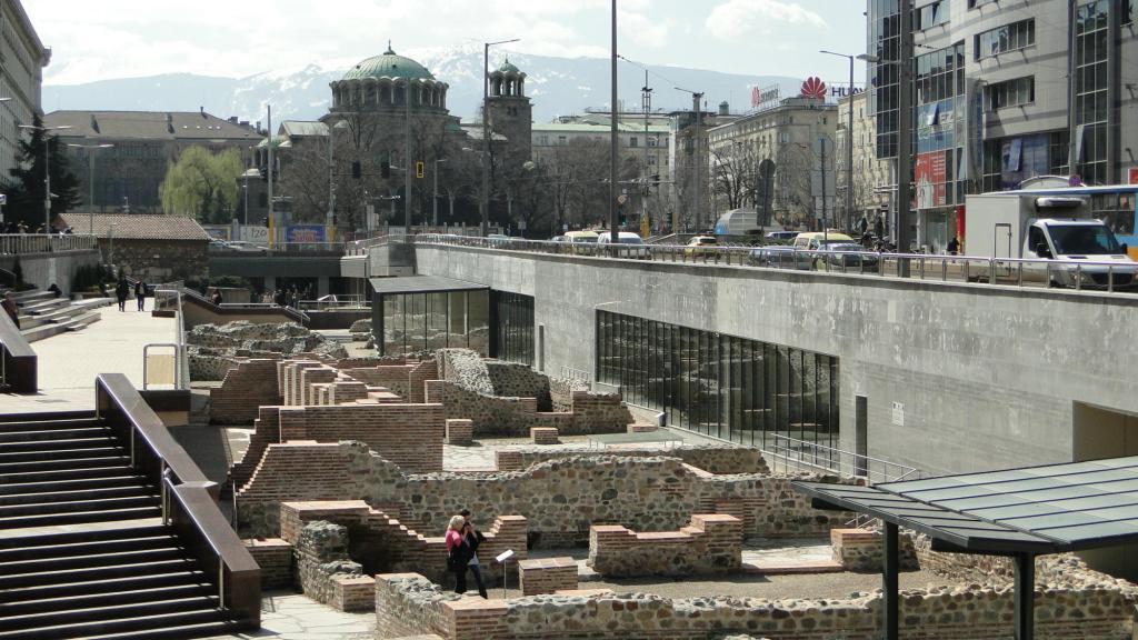 Atrakcje turystyczne Sofii