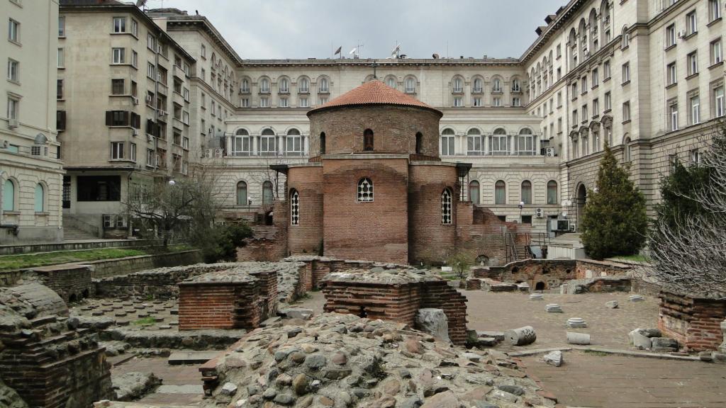 Atrakcje turystyczne Sofii - rotunda