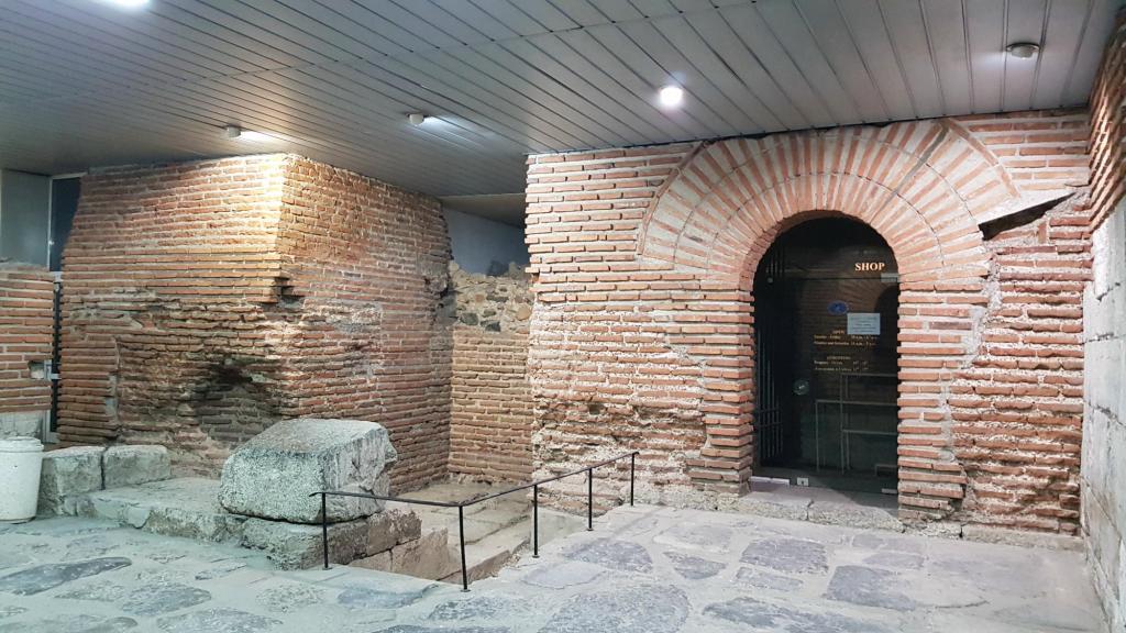 Atrakcje turystyczne Sofii - pozostałości starożytnej Serdiki