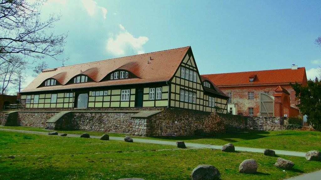 Zamek w Storkow
