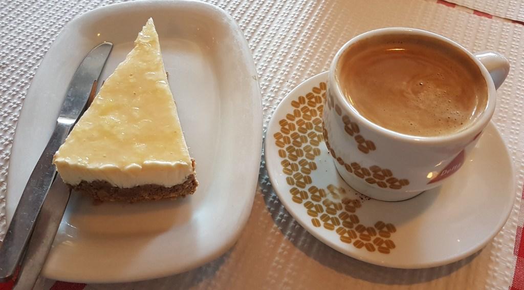 Informacje praktyczne o Porto - ciasto limonkowe