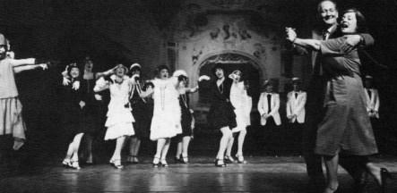Lueg Zrugg Tanzen