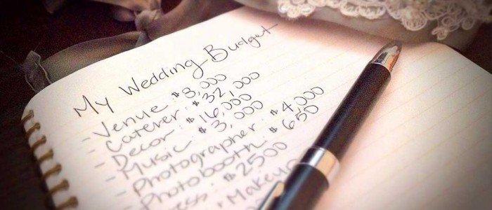 Comment établir son budget mariage ?