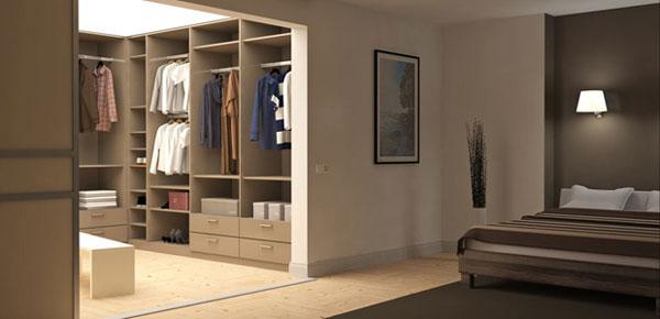 begehbare kleiderschr nke selber bauen m bel. Black Bedroom Furniture Sets. Home Design Ideas