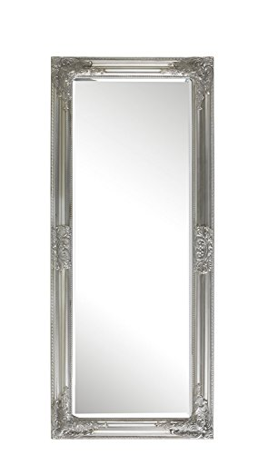 Spiegel Wandspiegel silber ca. 50x120 cm Admiral 2