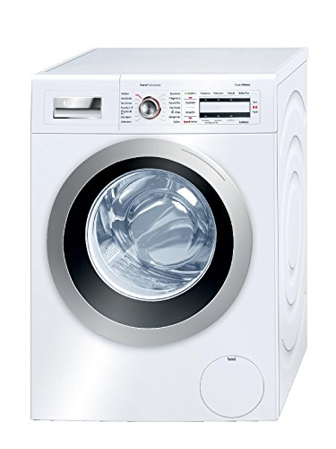 Bosch WAY2854D Home Professional Waschmaschine Frontlader/A+++/1400 UpM/8 kg/Weiß/AquaStop/Eco Silence Drive