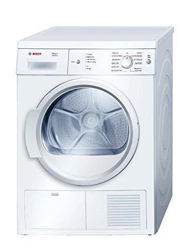 Bosch WTE86103 Kondenstrockner Maxx 7 Sensitive/B/7 kg/Weiß/Sensitive Drying/Duo -Tronic - Serie 4