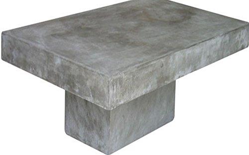 """Excl. Baidani Designer Couchtisch """"Cube"""" 130 x 80 cm STONE Leichtbeton"""