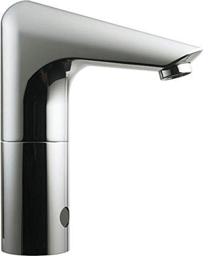Ideal Standard Waschtisch -Armatur Plus elektronisch mit Mischung, Netzbetrieb, chrom, A4154AA