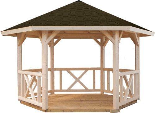 Pavillon Betty Durchmesser ca. 337 cm