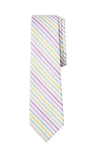 Seersucker Bettwäsche Stripe Tie-Made in USA