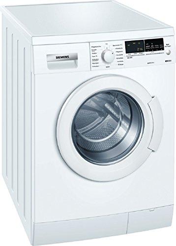 Siemens iQ300 WM14E426 Waschmaschine FL/A+++/165 kWh/Jahr/1391 UpM/7 kg/10686 L/Jahr/Aquasecure/weiß