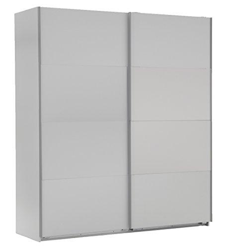 Wimex Kleiderschrank/ Schwebetürenschrank Easy A Plus, (B/H/T) 135 x 210 x 65 cm, Weiß