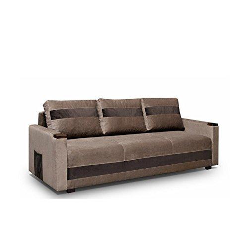 Sofa Ibiza Couchgarnitur, Komfortsofa, Wohnzimmer, Sofagarnituren Polstersofa Couch