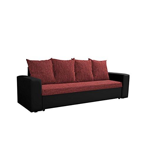 Sofa Monari Couch, Schlafsofa, Wohnzimmer Kollektion, Polstersofa, Polstergarnitur, Polstercouch, Farbauswahl