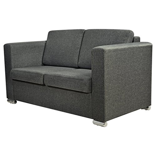 vidaXL Sofa Polstersofa Loungesofa Sessel Couch Sitzmöbel Stoff mehrere Auswahl
