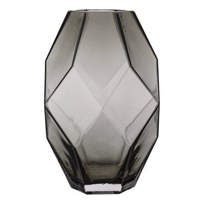 Bloomingville Vase grau H20,5 cm