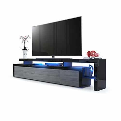 Leon V3 TV Board Schwarz