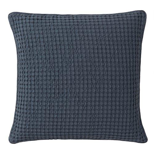 URBANARA Tagesdecke/Bettüberwurf Veiros - 100% Baumwolle, Decke in strukturiertem Waffelmuster
