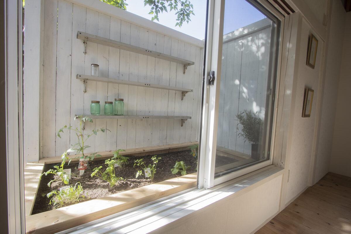 家庭菜園・レイズドベッド