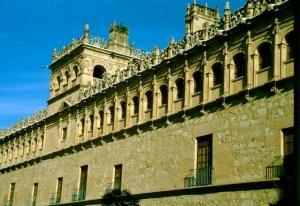 Spanien Salamanca Palacio de Monterrey (1)