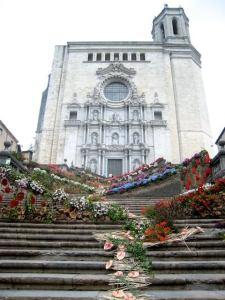 Girona Catedral de Santa Maria