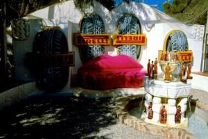 Spanien Costa Brava Casa Dali Lippensofa
