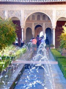 Alhambra Generalife Fontaenen 2015-11-07 Foto Elke Backert