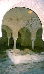 Jaen arabische Baeder