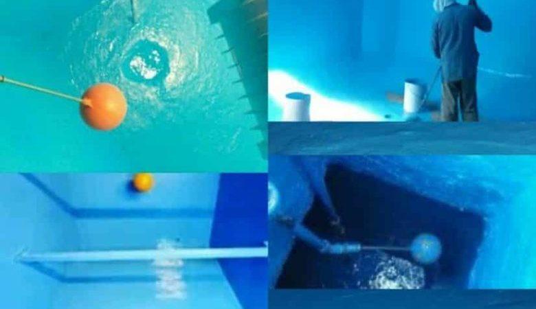 شركة عزل وتنظيف خزانات بالرياض والدمام وكشف التسربات بالطرق الحديثة