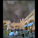 عواصف الكويت الترابية 1