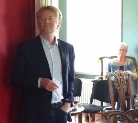 Joakim Garff, Om Søren Kierkegaard