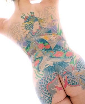 刺青 タトゥー 風俗店 おすすめ