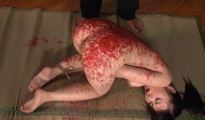 熱い!痛い!燃える!ボタボタに滴る蝋に子宮が疼く快感 悶絶逝きする変態マゾ
