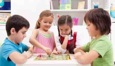 Copilul si etapele de socializare