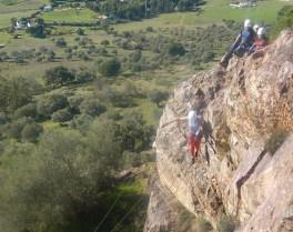 Vía Ferrata El Morante
