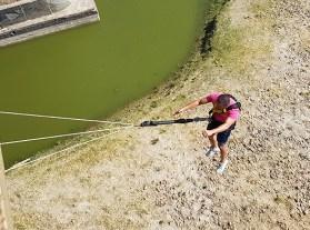 Puenting Lora del Río