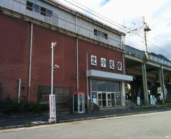 JR湖西線 北小松駅