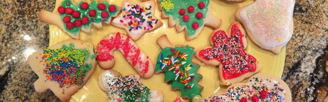 家でできるアイシングクッキー