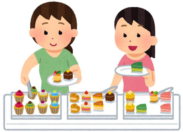 お菓子作り・料理の習い事
