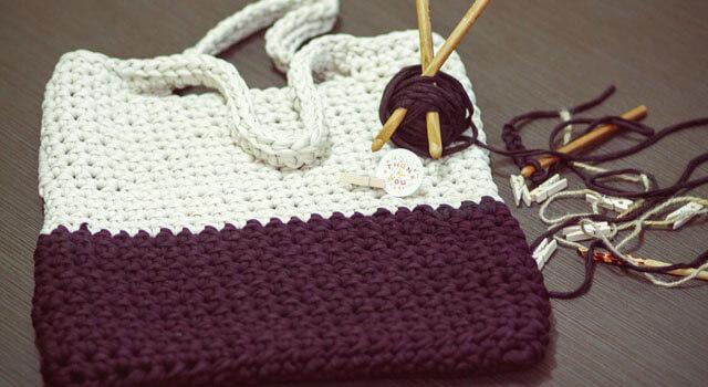 家でできる編み物