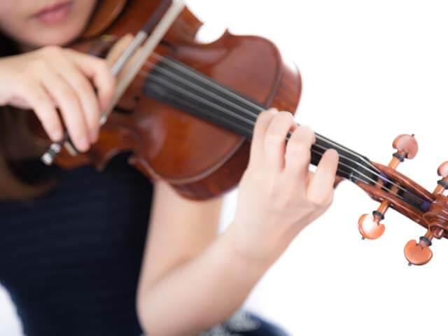 バイオリンの通信教育講座